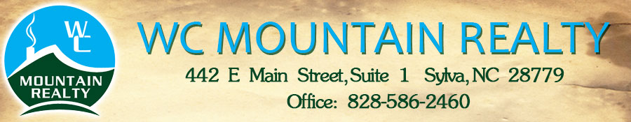 Welcome to WC Mountain Realty!  We Offer Homes For Sale and For Rent in Jackson County North Carolin...